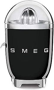 Smeg CJF01BLUS Citrus Juicer, One Size, Black