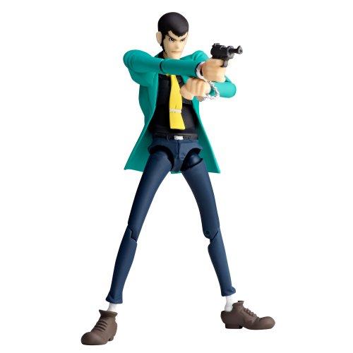 Revoltech Yamaguchi : NO.129 Lupin III First Series Anime Ver.