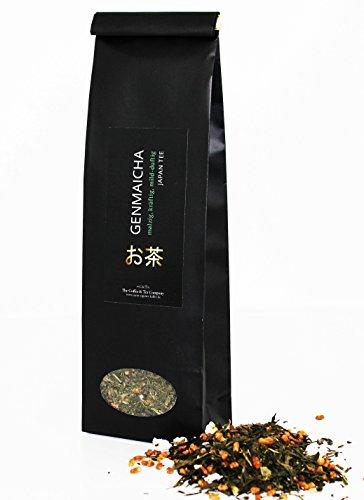 Genmaicha Japan (200 g) hochwertiger Spitzentee aus Japan (100g/4,45€)