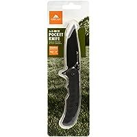 Ozark Trail Stainless Steel Navaja Pocket Knife