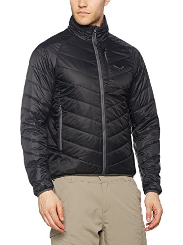 SALEWA Herren Fanes Insulation Jacket-Primaloft Jacke , Black Out, 52/XL