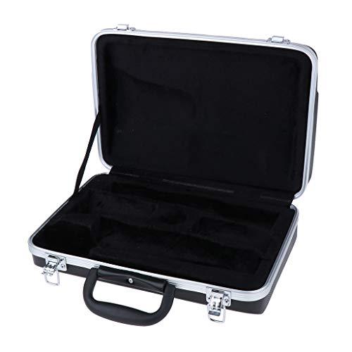 Klarinettekoffer Tasche Hard-Case Etui für Klarinette, Clarinet Bag gepolsterte Transporttasche