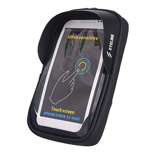lixada bike frame bag waterproof