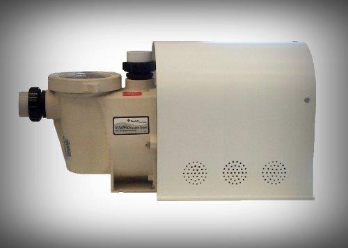 Horizon Industries CHOETECH Pentair Intelliflo Pump Motor Cover - Variable Speed Pool Pump Motor/Drive Cover - Outdoor