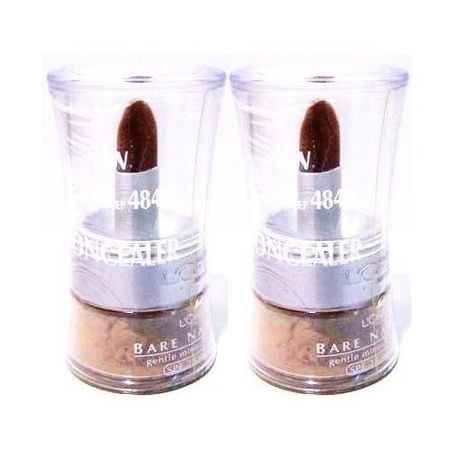 LOREAL Paris True Match Natural Mineral Concealer 484 MEDIUM/DEEP (PACK Of 2) by LOREAL
