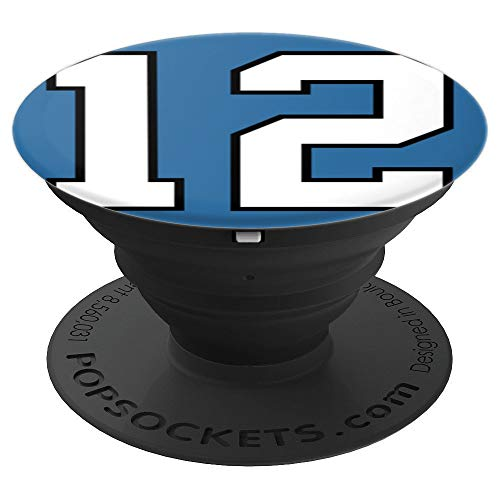 Seattle 12 PopSockets Grip and Stand for Phones and Tablets