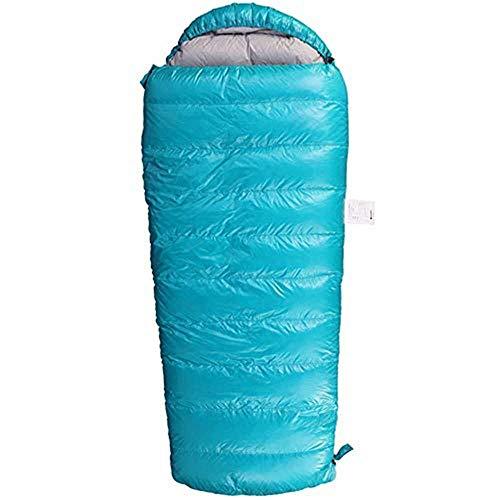 Sac de couchage Compact 4 Saisons est Un Poids léger, Respirant cabanes de Montagne imperméables à l'eau Chaude et de l'extérieur du Camp de la Jeunesse