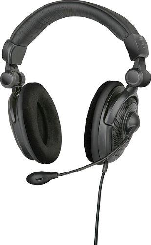 SPEEDLINK MEDUSA NX ANALOG 5.1  Surround Sound Headset for PC Gaming, Black