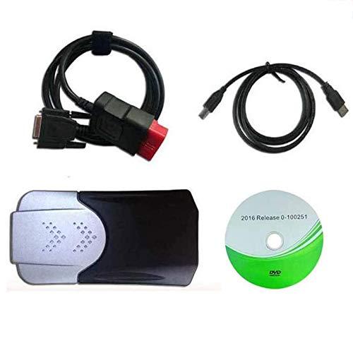 Auto-Diagnose Bluetooth VD TCS CDP Pro Plus 2016 R0 / 2015 R3 Free Keygen Bluetooth Ds150e Für Delphi OBD2 Automatischer Dialog Auto LKW Fehler Diagnose-Tool