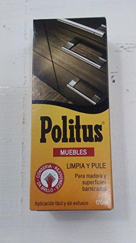 Politus Limp Mueb Politus Frasco 170 Ml 300 g