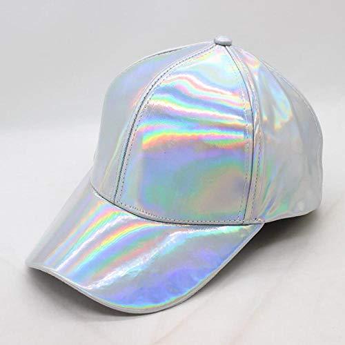 Gorra de Beisbol Cap Snapback Gorras Sombrero De Hip-Hop De Moda Color del Arco Iris Que Cambia El Gorro del Sombrero Regreso Al Futuro Prop Cap Ajustable 1
