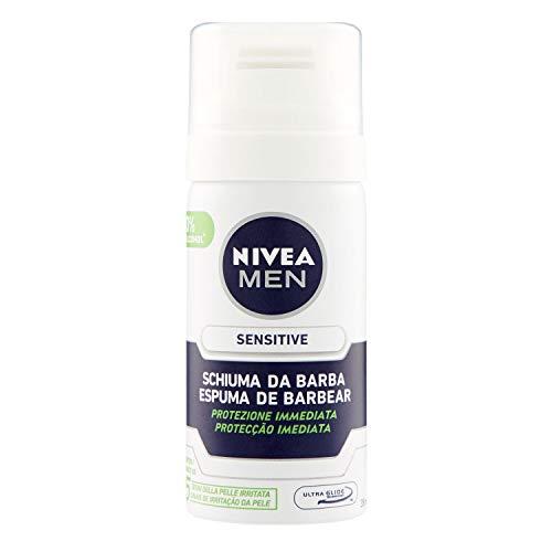Nivea, Men Sensitive schiuma da barba 35 ml