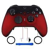 eXtremeRate Case für Xbox One Elite Series 2 Controller, Gehäuse Hülle Ersatzteile Skin Zubehör...