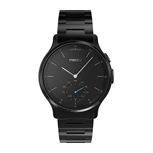 Meizu R20 Smartwatch in Acciaio, Nero