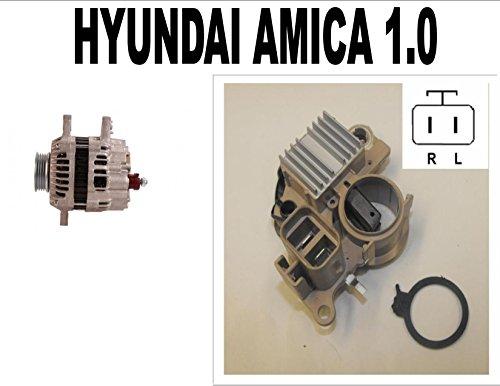 regulador de alternador para Hyundai Amica/Atoz 1.01.1HATCHBACK 19981999200020012002200320042005