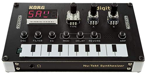 KORG Nu: Tekt NTS-1 Digital Synth Kit