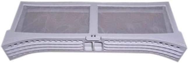 ECRON - Filtro secadora Beko EV1960 Ecron 248x100x40: Amazon.es ...