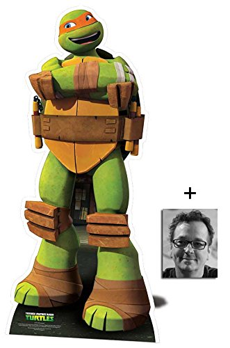 ninja turtle stand up - 9