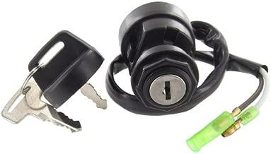 Ignition Key Switch Replacement For Kawasaki Bayou 300 KLF300 KLF 4x4 1991 92 93 94 95 1996 ATV