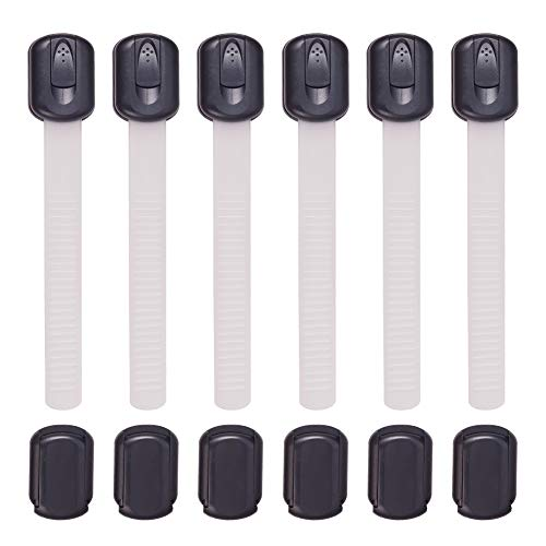 INCREWAY Child Proof Safety Locks-Baby Proofing Cabinet Lock with 3M...