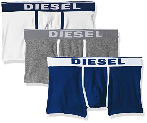 Diesel UMBX-damienthreepack Calzoncillo (Pack de 3) para Hombre