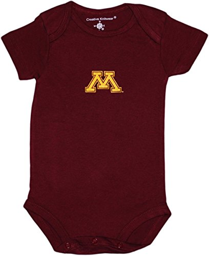 University of Minnesota Golden Gophers Baby Bodysuit