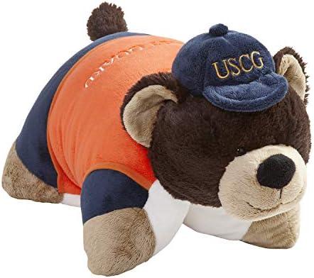 Pillow Pets U S Coast Guard Life Vest Bear Plush product image
