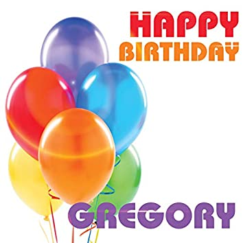 Happy Birthday Gregory
