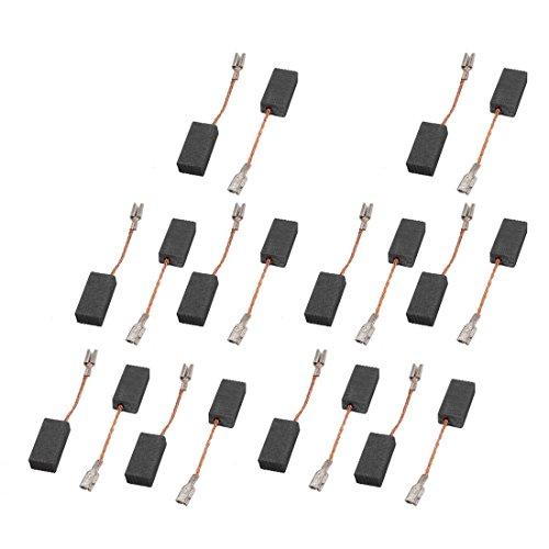 Aexit 10 Paar Bohrmaschine 5mm x 8mm x 15mm Motor Kohlebürsten Ersatzteil (b75079a251533d1b3bbfc4175cb0a00e)