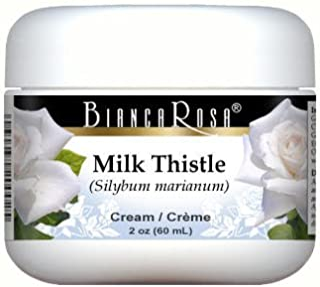 Milk Thistle Seed - Cream (2 oz, ZIN: 428063)