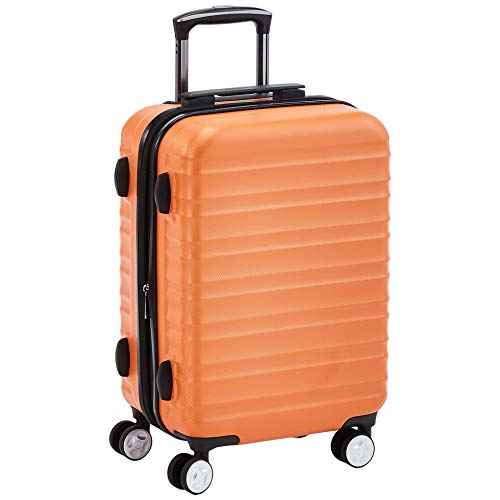 AmazonBasics 20-Inch Carry-on, Orange