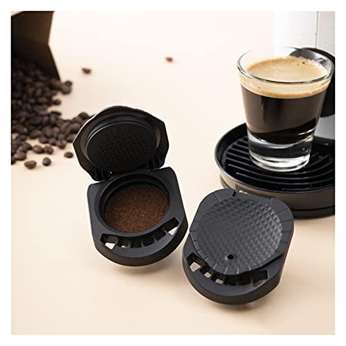 ZHANGZHI Kapsuła kawy Kapsuła Wielokrotnego użytku Konwersja tacy do małej ekspresu do kawy XS. Genius S Coffee Wełny Kapsułki Kuchnia (Spedito da : La Spagna)