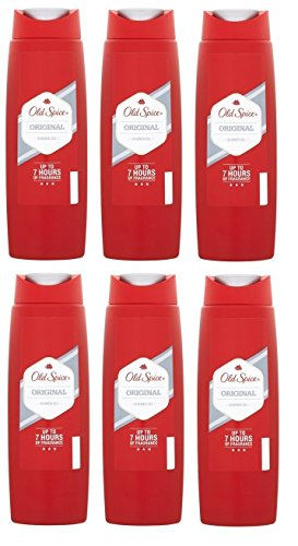 Old Spice ORIGINAL Shower Gel Mens Body Wash 250ml by Old Spice