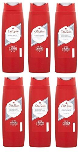 Old Spice ORIGINAL Shower Gel Mens Body Wash 250ml by Old Spice