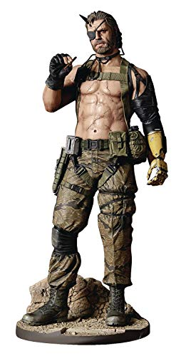 Metal Gear Solid V The Phantom Pain Statue 1/6 Venom Snake Play Demo Version 32