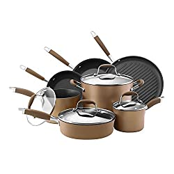 Anolon Advanced Hard Anodized Nonstick Cookware Set