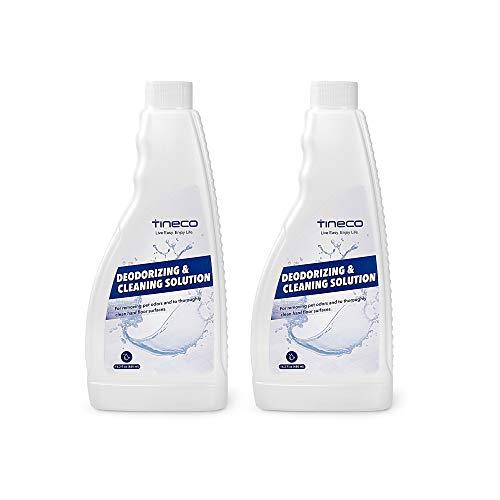 Tineco Multi-Surface Bodenreiniger für iFloor3 Floor One S3 und andere Hartboden-Reinigungsgerät(2 x 500 ml)