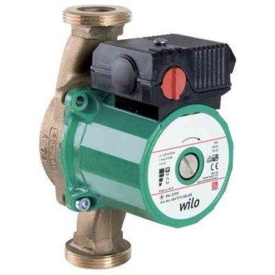 Bomba para agua sanitaria Wilo Star-Z 25/6em–Int 180-cod.4047573