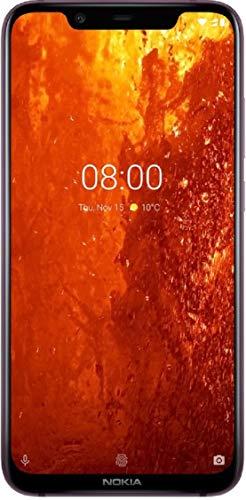 Nokia 8.1 (Iron, 4GB RAM, 64GB Storage) with Offer