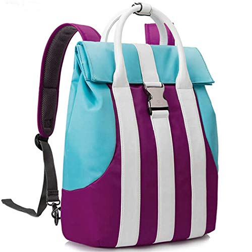 Women Backpack for Laptop 11 Inch 13 Inch 15.4 Inch Anti Theft Back Waterproof for Teenage Lavender 11 Inches