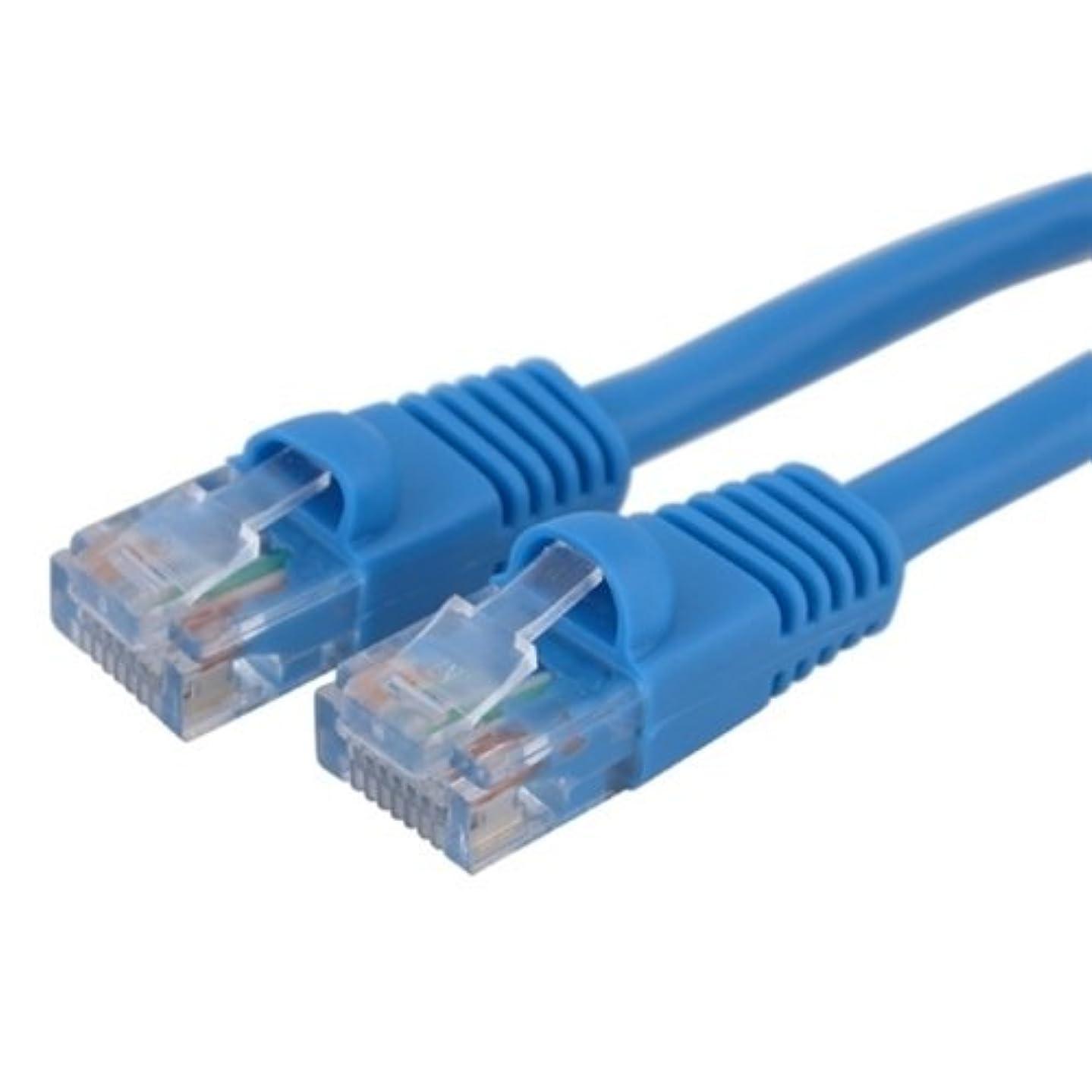 Importer520 Ethernet Cable, CAT5e - 25 ft Blue