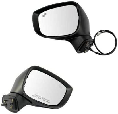 BreaAP Mirror 2021 Set Pair LH RH Signal Rare Sides BS Turn Power Heated