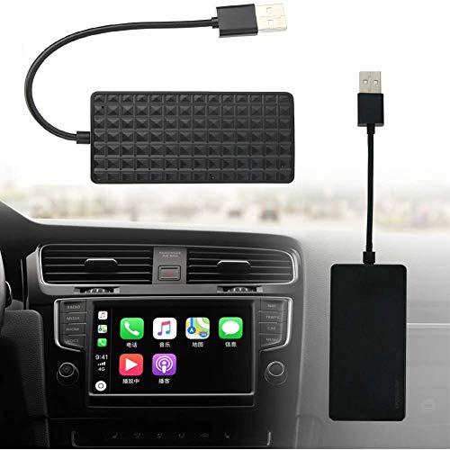 USB con cable carplay Dongle adaptador USB Auto receptor Smartphone Enlace Receptor...