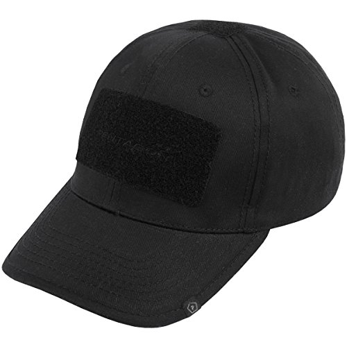 Pentagon Tactical - Gorra de béisbol, color negro