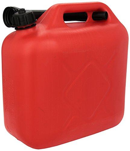 KRAFTSTOFF-KANISTER KUNSTSTOFF 10 Liter Rot