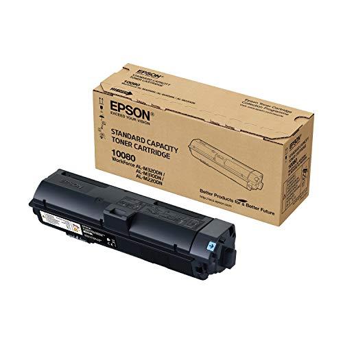 Epson C13S110080 Laser cartridge Negro tóner y cartucho láser - Tóner para impresoras láser (Laser cartridge, Negro, 1 pieza(s))
