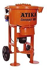 ATIKA Compact 100 Mélangeurs de béton bétonnières
