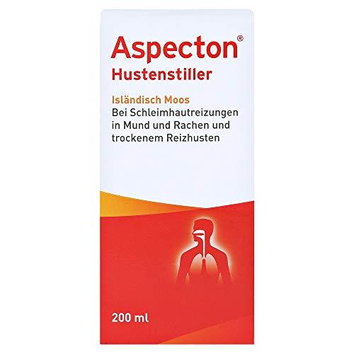 HERMES Arzneimittel Aspecton Hustenstiller, 200 ml
