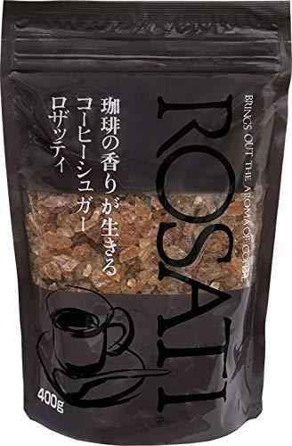 ロザッティR400g【10袋セット】コーヒーシュガー