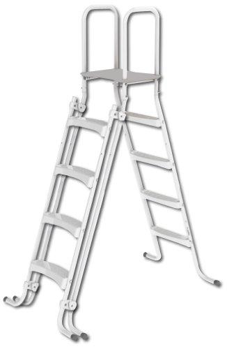 Nieuwe Plast 1237-veiligheids-4 stappen 4 ladder en platform blokken